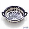 Poland pottery boleswavietz Gratin dish 1454 A/166 A (in pattern)
