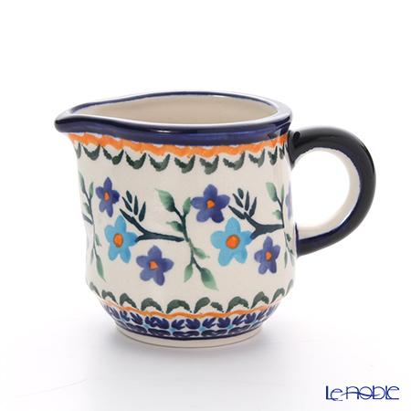 ポーリッシュポタリー(ポーランド陶器) ボレスワヴィエツ クリーマー 150ml/7.5cm 902/1154A