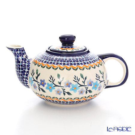 ポーリッシュポタリー(ポーランド陶器) ボレスワヴィエツ ティーポット 420ml 864/1154A