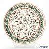 Poland pottery boleswavietz Plate 24.5 cm 524 / 1096
