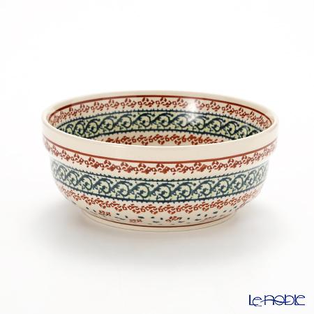 ポーリッシュポタリー(ポーランド陶器) ボレスワヴィエツ ボウル 833A/1096