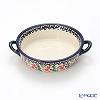Polish Pottery Boleslawiec 'DU158-GU1454' Gratin Dish 16cm