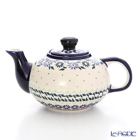 ポーリッシュポタリー(ポーランド陶器) ボレスワヴィエツ ティーポット 420ml 864/1163A