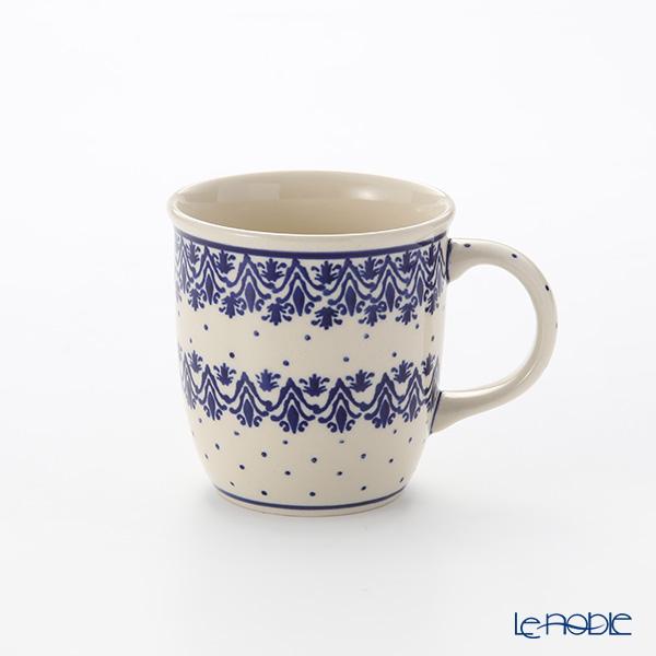 ポーリッシュポタリー(ポーランド陶器) ボレスワヴィエツ マグ 350ml/9.7cm 1105/1169