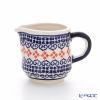 Polish pottery (pottery Poland) boleswavietz Creamer 150ml/7.5cm 902 / 1046