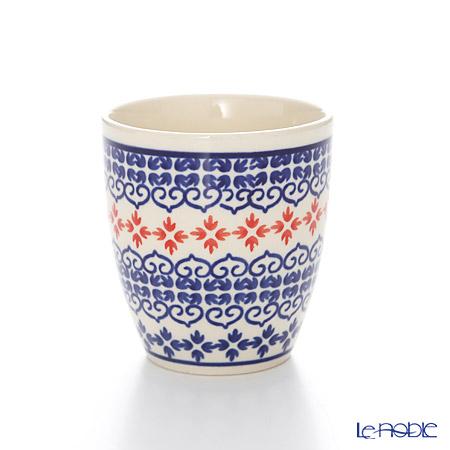 ポーリッシュポタリー(ポーランド陶器) ボレスワヴィエツカップ(ハンドル無し) 180ml 936/1046