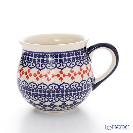 Polish pottery (pottery Poland) boleswavietz MAG 220ml/8M 1452 / 1046