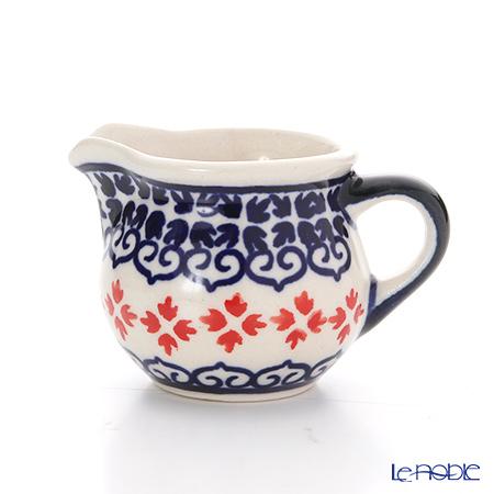 ポーリッシュポタリー(ポーランド陶器) ボレスワヴィエツ クリーマー 35ml/4.9cm 1114/1046