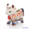 Polish Pottery Boleslawiec 'DU184-GU1885' Creamer (Cow) 75ml