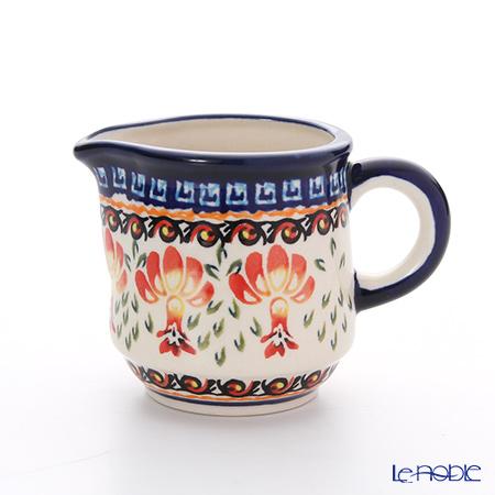 ポーリッシュポタリー(ポーランド陶器) ボレスワヴィエツ クリーマー 150ml/7.5cm 902/DU184