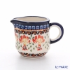Polish pottery (pottery Poland) boleswavietz Creamer 150ml/7.5cm 902 / DU184