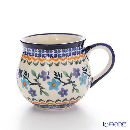 Polish pottery (pottery Poland) boleswavietz MAG 220ml/8cm 1452 / 1154 A