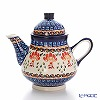Polish Pottery Boleslawiec '1046-GU163' Coffee Pot 250ml