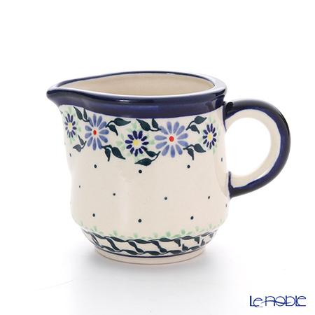 ポーリッシュポタリー(ポーランド陶器) ボレスワヴィエツクリーマー 150ml/7.5cm 902/1163A