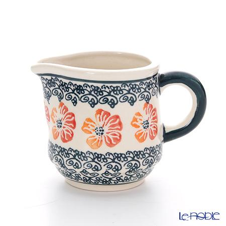 ポーリッシュポタリー(ポーランド陶器) ボレスワヴィエツ クリーマー 150ml/7.5cm 902/955