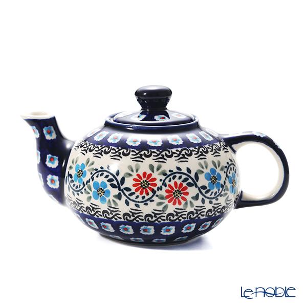 ポーリッシュポタリー(ポーランド陶器) ボレスワヴィエツ ティーポット 420ml 864/A-1145A