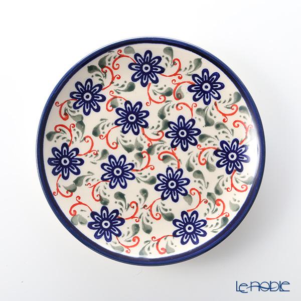 ポーリッシュポタリー(ポーランド陶器) ボレスワヴィエツ プレート 16cm 818/1197A