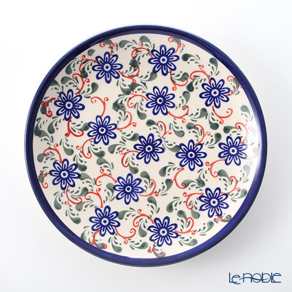 Polish Pottery Boleslawiec '1197A-GU814' Plate 19.5cm