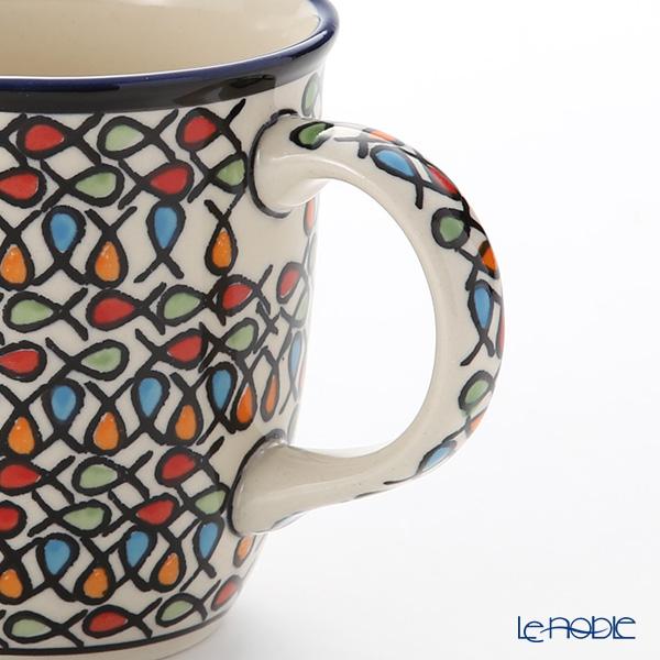 Polish Pottery Boleslawiec 'DU221-GU1105' Mug 350ml