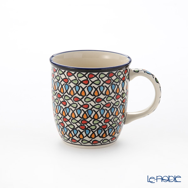 Polish Pottery Boleslawiec Mug 350ml 1105/DU221