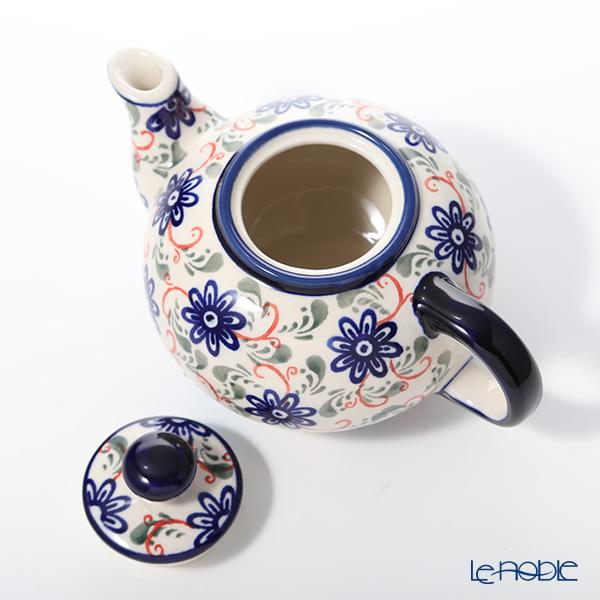Polish Pottery Boleslawiec '1197-GU864' Tea Pot 420ml