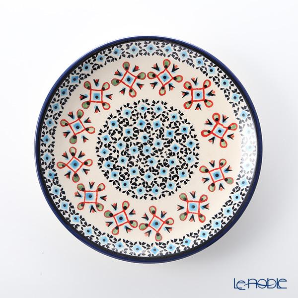 Polish Pottery Boleslawiec '1220A-GU814' Plate 19.5cm