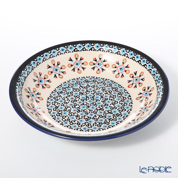 Polish Pottery Boleslawiec '1220A-GU1002' Soup Plate 23cm
