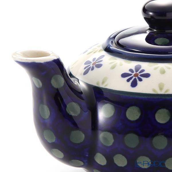 Polish Pottery Boleslawiec '297A-GU864' Tea Pot 420ml