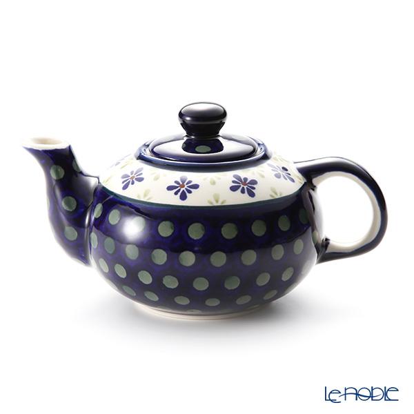 ポーリッシュポタリー(ポーランド陶器) ボレスワヴィエツ ティーポット 420ml 864/297A