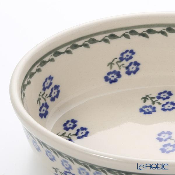 Polish Pottery Boleslawiec '1171-GU1894A' Oval Dish 16x10.5cm