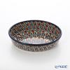 Polish Pottery Boleslawiec 'DU221-GU1894A' Oval Dish 16x10.5cm