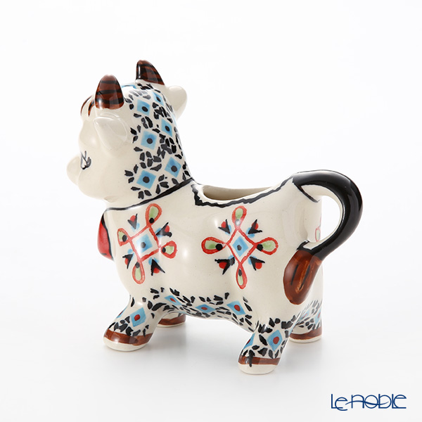Polish Pottery Boleslawiec '1220-GU1885' Creamer (Cow) 75ml