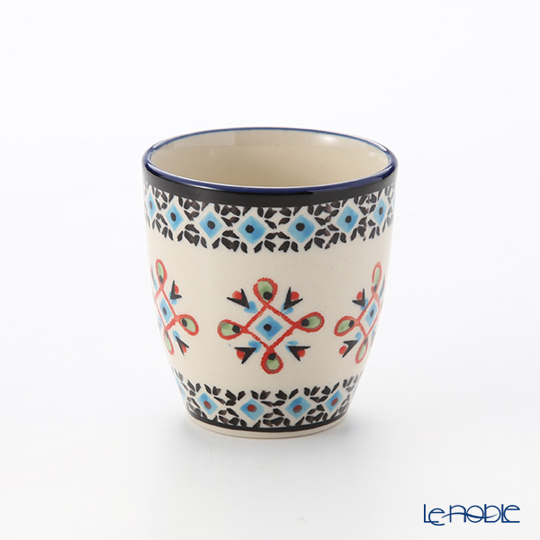 ポーリッシュポタリー(ポーランド陶器) ボレスワヴィエツ カップ(ハンドル無し) 180ml 936/1220A