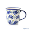 ポーリッシュポタリー(ポーランド陶器) ボレスワヴィエツマグカップ 350ml/9.7cm 1105/DU-228