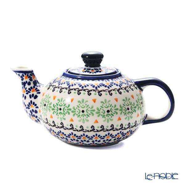 ポーリッシュポタリー(ポーランド陶器) ボレスワヴィエツ ティーポット 420ml 864/A-1155A