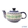 Polish Pottery Boleslawiec '864/A-1155A' Tea Pot 420ml