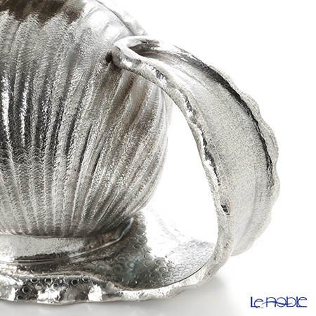 Silver Tre 'Snail' Tea Pot Object