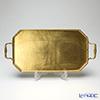フィレンツェ トレイ オクタゴナル21×35cm ギャラリー ゴールド