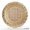 フィレンツェ トレイ ラウンド28.5cm ライトピンク