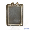Florence tray mini rectangle is the Ribbon vertical silver 13 x 18.5 cm