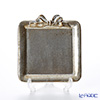 Florentine Wooden Crafts 'Silver' Square Tray with Ribbon 13cm
