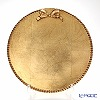 Florence round Board Ribbon 3100 Gold Ribbon 33 cm