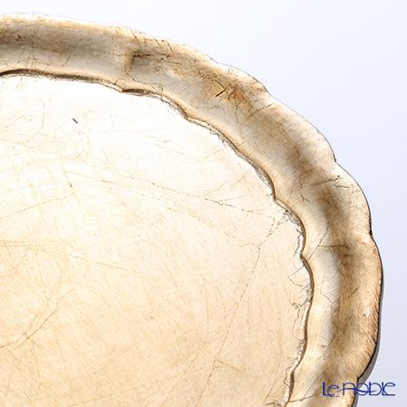 Florentine Wooden Crafts Gold Cake Stand (L) 33cm