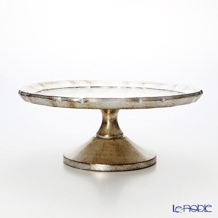 Florentine Wooden Crafts 'Silver' Cake Stand 29cm (M)