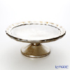Florence tray cake stand 29 cm Silver (M).