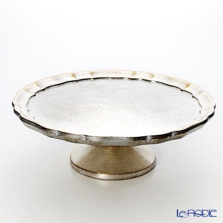 フィレンツェトレイ ケーキスタンド 33.5cm シルバー(L)