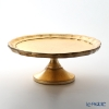 Florence tray cake stand 29 cm gold (M).