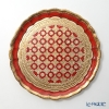 Florence tray round 3083 / 1 Red 24 cm