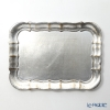 Florence tray rectangular 3046 / 1 Silver 26 x 19 cm