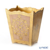 Florentine Wooden Crafts '3094/2' Pink & Gold Dust Box H29cm